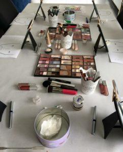 Schminkkurs bei Kosmetik Tanja